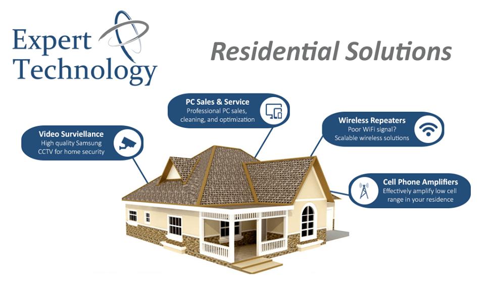 Expert Technology Residential Promo